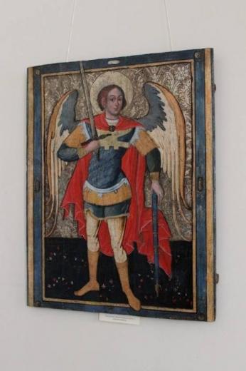 В Ужгороді відкрили виставку творів сакрального мистецтва