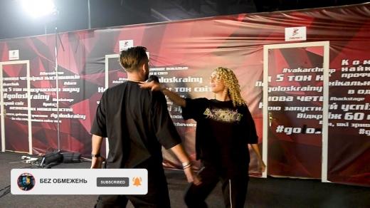 """Лідер закарпатського гурту """"Без обмежень"""" показав закулісся шоу """"Танці з зірками"""""""