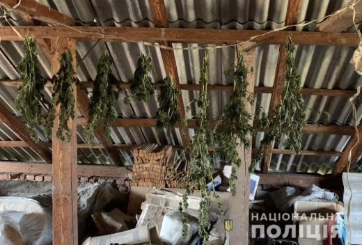 У 29-річного мешканця Мукачівщини вдома знайшли майже кілограм наркотиків рослинного походження