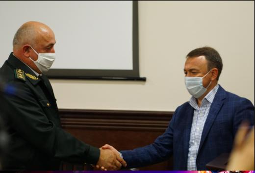 В Ужгороді представили нового очільника лісового та мисливського господарства Закарпаття