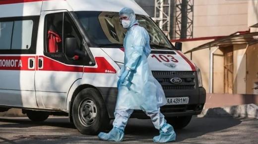 Коронавірус: в Україні знову більше 3 тисяч заражень