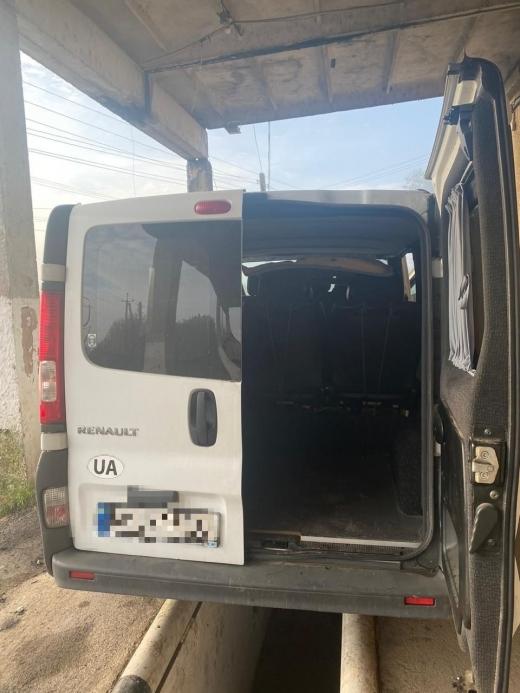 Тютюнового контрабандиста виявили на кордоні з Румунією