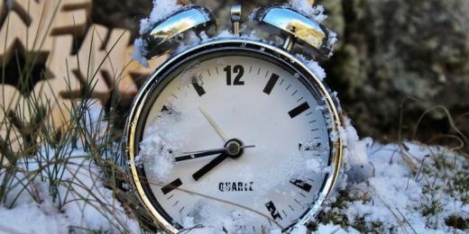 У день виборів Україна перейде на зимовий час