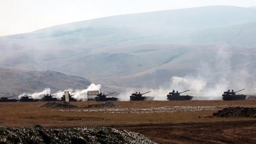 Війна в Карабасі: Україна підтримала територіальну цілісність Азербайджану