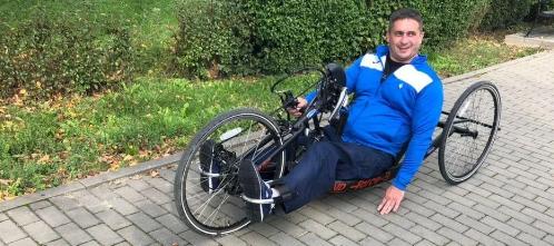 """Закарпатець поїде в Нідерланди на """"Ігри нескорених"""""""