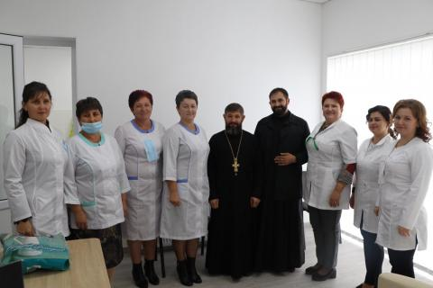 На Виноградівщині відкрили нову сучасну амбулаторію
