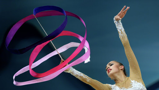 В Ужгороді проходить проходить Чемпіонат України із художньої гімнастики (ВІДЕО)