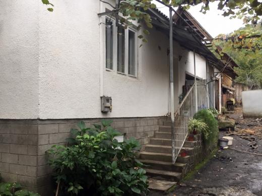 На Іршавщині горів житловий будинок