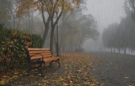 У п'ятницю в Україні збережеться мряка, але на вихідні потепліє