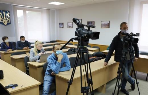 Про особливості осіннього призову говорили на брифінгу в Ужгороді
