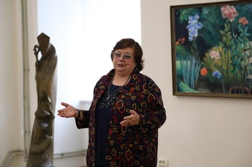 """В Ужгороді відкрили виставку творів закарпатських митців """"Осінь 2020"""""""