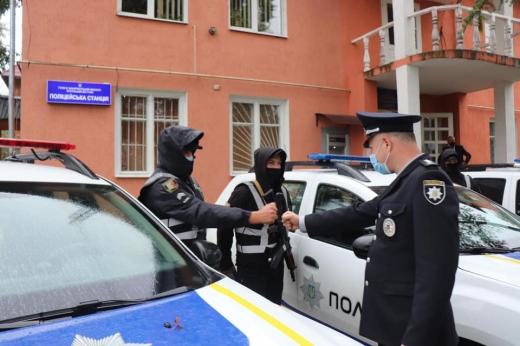 На Закарпатті відкрили дві нові поліцейські станції