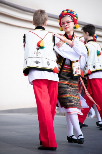 В Ужгороді до Дня музики вихованці школи мистецтв влаштували концерт
