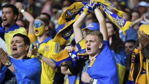 Вболівальників пустять на матчі збірної України проти Німеччини та Іспанії