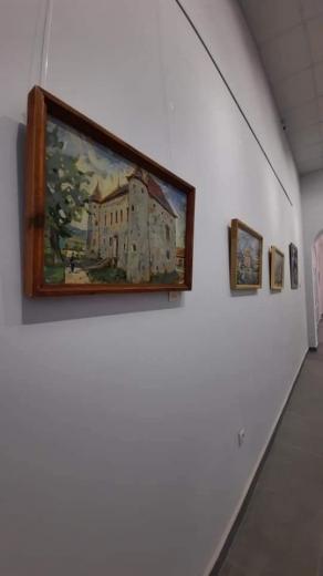 У Мукачеві відкрилась виставка виставка, присвячена «Тижням Німеччини в Україні»