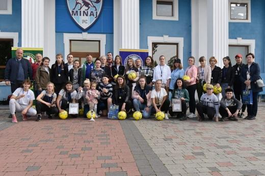 Матч пам'яті з футболу провели в Ужгороді