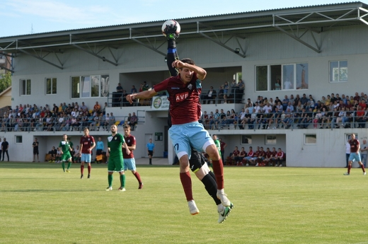 Гравець закарпатського футбольного клубу потрапив до символічної збірної туру чемпіонату