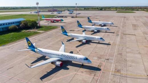Пандемія проти польотів: наскільки зменшився авіатрафік в Україні у вересні