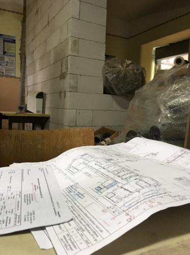 Перший поверх мукачівської лікарні віддали медикам екстренної допомоги (ФОТО)