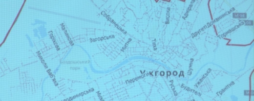 """Інформацію про комунальний стан будівель з'явилась в """"Кабінеті ужгородця"""""""