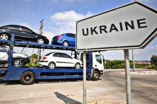 За останній місяць імпорт уживаних авто виріс на 56%: які машини завозять найчастіше