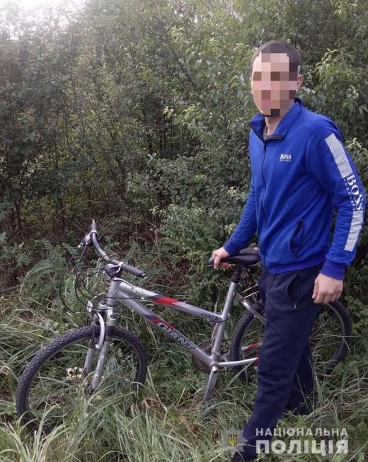 У Берегові власнику повернули викрадений велосипед