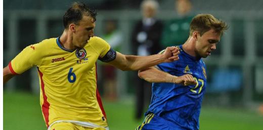 Молодіжна збірна України перемогла Румунію завдяки Булеці і зберегла шанси на Євро-2021