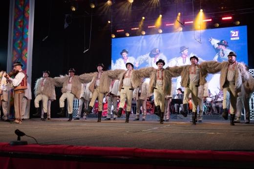 Закарпатський народний хор відзначив своє 75-річчя (ФОТО)