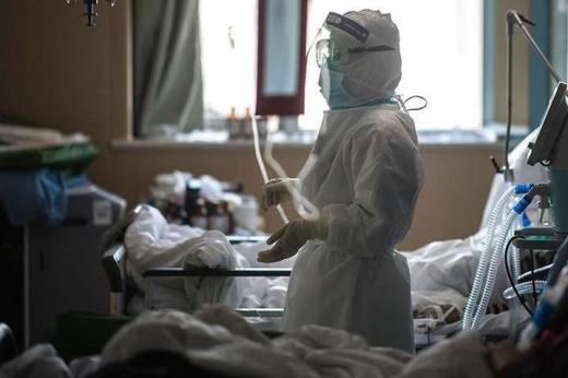 За останню добу в Україні від коронавірусу померло більше 100 людей