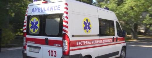 Закарпатський центр екстреної медичної допомоги отримав 15 нових автомобілів