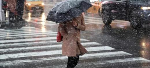 Синоптики прогнозують дощ зі снігом у горах на Закарпатті