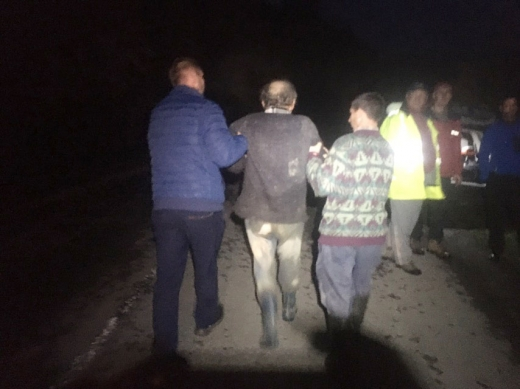 За добу закарпатські рятувальники чотири рази виходили на пошуки грибарів, одного з них знайшли мертвим