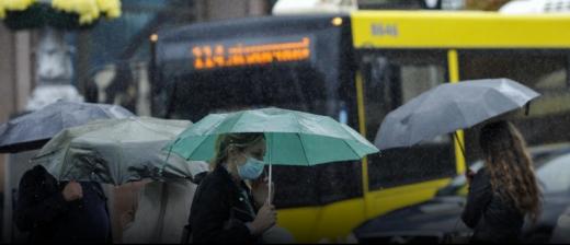 Україну накриє циклон: якою буде погода на вихідних