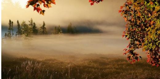 Прогноз погоди на 19 жовтня: насувається осіннє похолодання, але без опадів