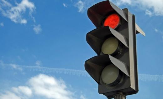 В Ужгороді тимчасово не працює світлофор на перехресті Минайської та Швабської з проспектом Свободи