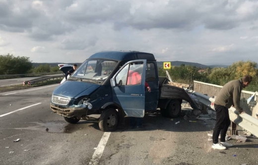 Аварія за участі двох автівок сталася на Ужгородщині