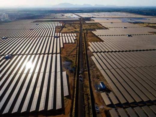 В Індії збудують сонячний мегапарк потужністю 5 ГВт