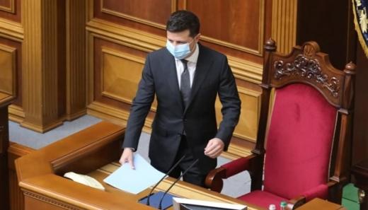 Зеленський запланував військовий парад на 30 річницю Незалежності