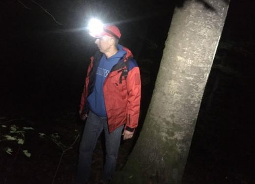 Пішов по гриби і пропав: на Закарпатті вночі шукали чоловіка