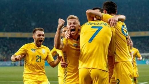 Збірна України піднялася в рейтингу ФІФА після історичної перемоги над Іспанією