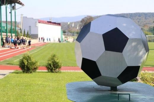В Ужгороді відкрили сучасний спортивний комплекс