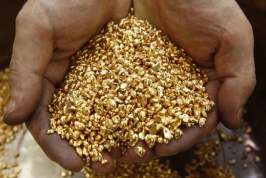 На Закарпатті запускається видобуток золота
