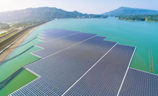 За п'ять років світ побудує плавучі сонячні станції потужністю 10 ГВт