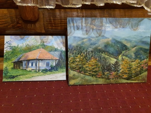 На Березнянщині відбувся пленер за участі художників Ужгорода