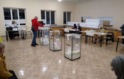 Під час виборів явка на Закарпатті склала 41,86%