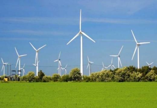 На Сумщині інвестують 1 млрд євро у вітропарк з виробництвом водню