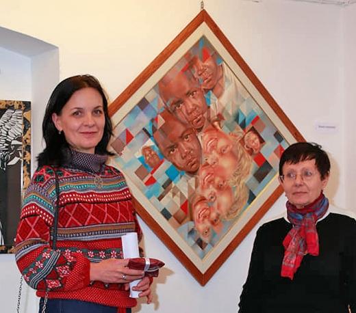 Художниця з Закарпаття Сузанна Мікла - про мистецтво, тугу за Україною та любов до Італії