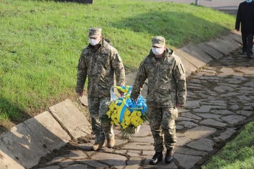 В Ужгороді відзначили 76-у річницю визволення Закарпаття та України від нацистських загарбників