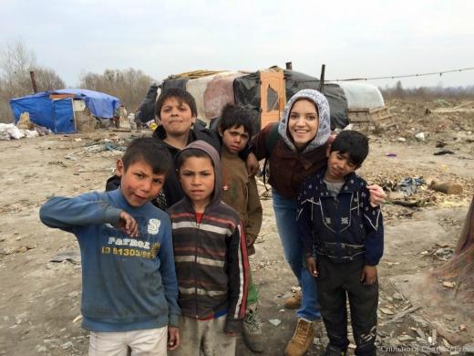На Закарпатті запроваджують проєкт раннього розвитку та соціалізації ромських дітей
