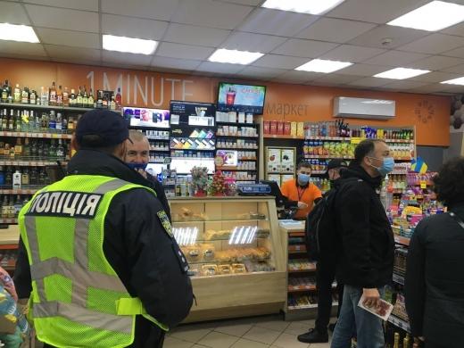 В Ужгороді заклади перевіряють на дотримання вимог карантину